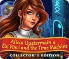 Alicia Quatermain 4: Da Vinci and the Time Machine Collector's Edition spill
