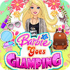 Barbie Goes Glamping spill