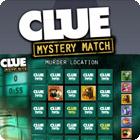 Clue Mystery Match spill