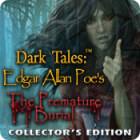 Dark Tales: Edgar Allan Poe's The Premature Burial Collector's Edition spill