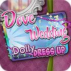 Dove Wedding Dress spill