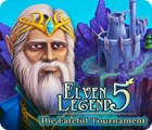 Elven Legend 5: The Fateful Tournament spill