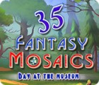 Fantasy Mosaics 35: Day at the Museum spill