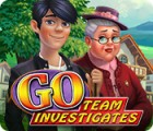 GO Team Investigates: Solitaire and Mahjong Mysteries spill