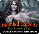 Haunted Legends: The Secret of Life Collector's Edition spill
