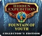 Hidden Expedition: The Fountain of Youth Collector's Edition spill