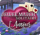 Jewel Match Solitaire: L'Amour spill