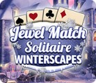 Jewel Match Solitaire: Winterscapes spill