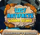 Lost Artifacts: Golden Island Collector's Edition spill