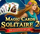 Magic Cards Solitaire 2: The Fountain of Life spill