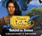 Memoirs of Murder: Behind the Scenes Collector's Edition spill