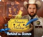 Memoirs of Murder: Behind the Scenes spill