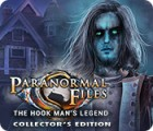 Paranormal Files: The Hook Man's Legend Collector's Edition spill