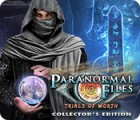 Paranormal Files: Trials of Worth Collector's Edition spill