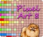 Pixel Art 8 spill