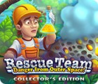 Rescue Team: Danger from Outer Space! Collector's Edition spill