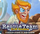 Rescue Team: Evil Genius Collector's Edition spill