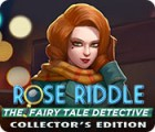 Rose Riddle: The Fairy Tale Detective Collector's Edition spill