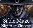 Sable Maze: Nightmare Shadows spill