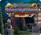 Secret Investigations: Themis spill