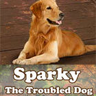 Sparky The Troubled Dog spill