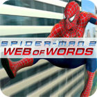 Spiderman 2 Web Of Words spill