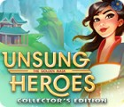 Unsung Heroes: The Golden Mask Collector's Edition spill