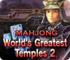 World's Greatest Temples Mahjong 2 spill