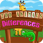 Zoo Animals Differences spill