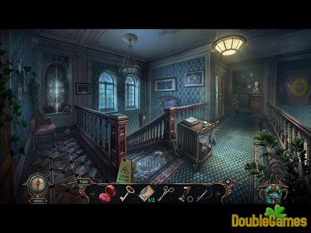 Gratis nedlasting Haunted Hotel: Lost Time skjermbilde 1